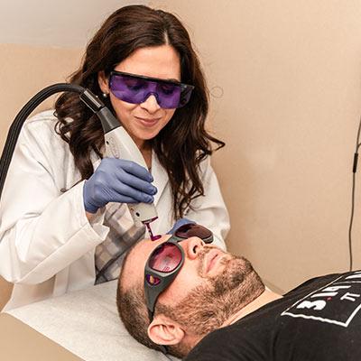 laser dermatology treatment millburn new jersey