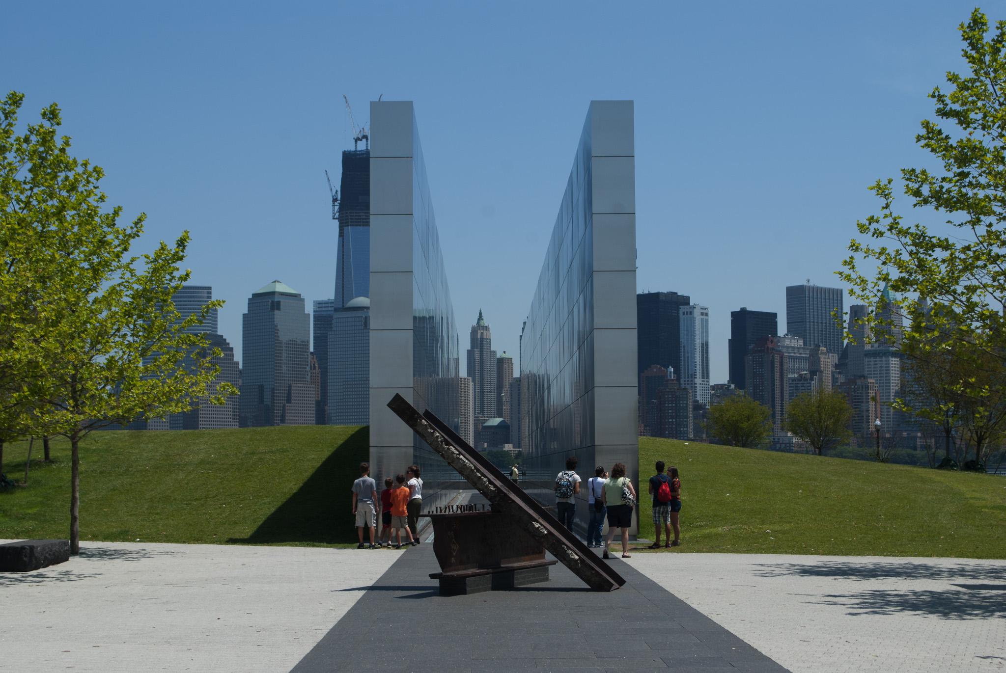 liberty state park in new jersey