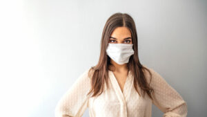 mask acne prevention in millburn, nj